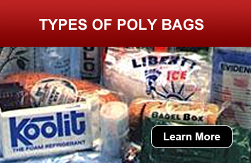 Types of Poly Bags
