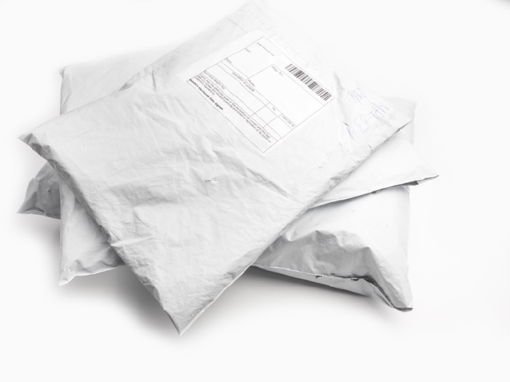 Atlantic Poly Polyethylene Co-Extruded Mailing Pouches for Secure Mailing Boston, MA